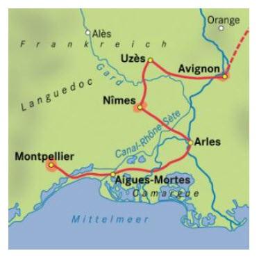 Map Of Avignon Stock Photos Map Of Avignon Stock Images Alamy